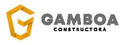 Gamboa Constructora Logo
